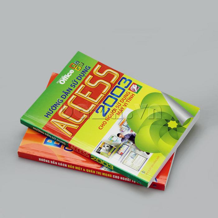 Sách khoa học công nghệ Hướng dẫn sử dụng ACCESS 2003 cho người sử dụng máy vi tính