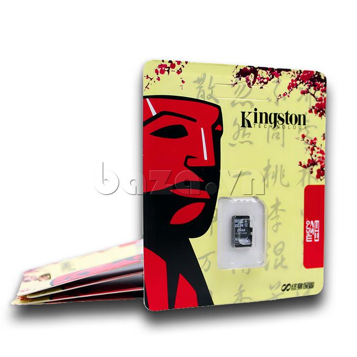 Thẻ nhớ Kingston 16GB class 10 cao cấp