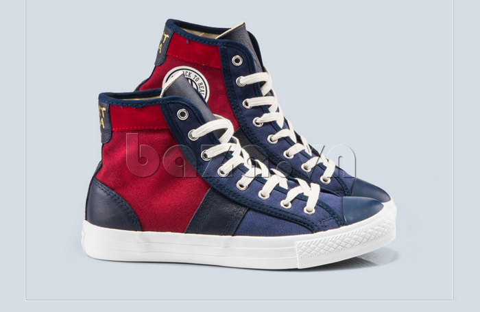 Giày vải nam Notyet NY-ZY4154  cổ cao phong cách cá tính