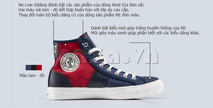 Giày vải nam Notyet NY-ZY4154 hiện đại thanh thoát