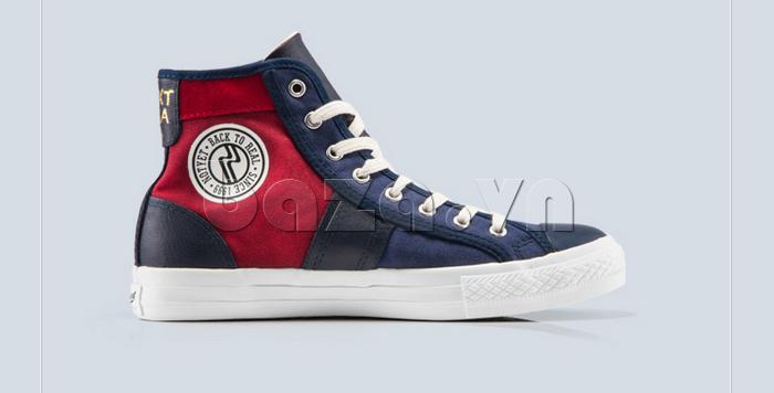 Giày vải nam Notyet NY-ZY4154 màu sắc hài hòa, năng động cho giới trẻ
