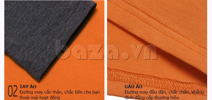 Bộ đồ ngủ dài tay Owzza A2D02 nổi bật