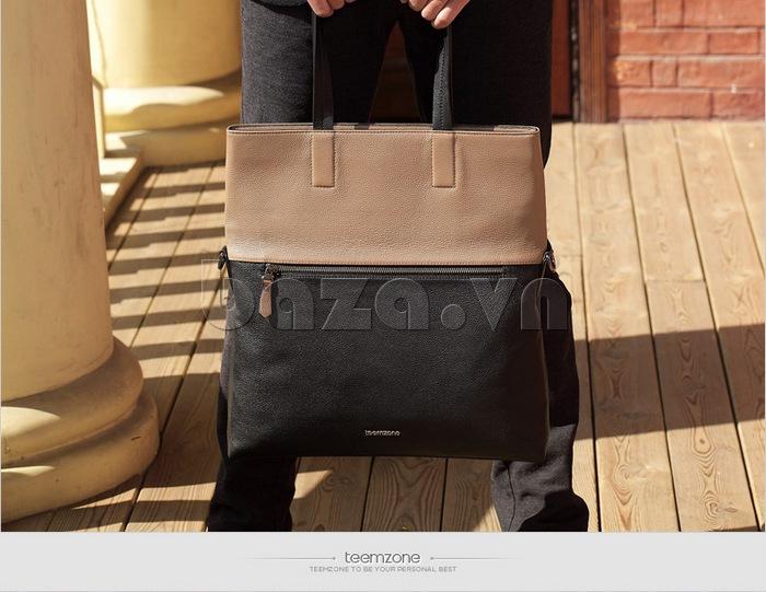 Túi xách nam cao cấp Teemzone T1041