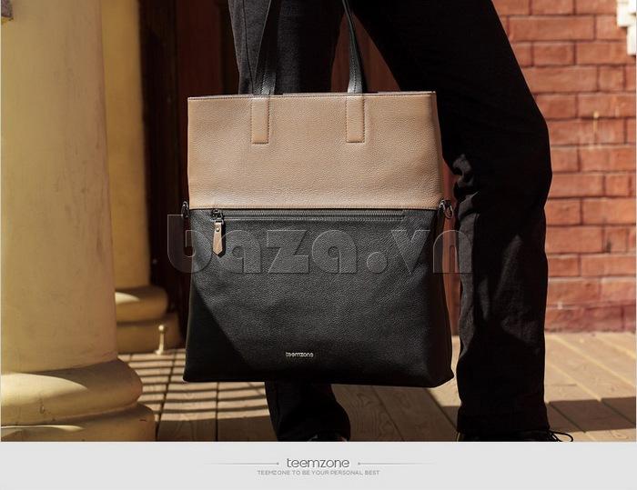 Túi xách nam chính hãng Teemzone T1041