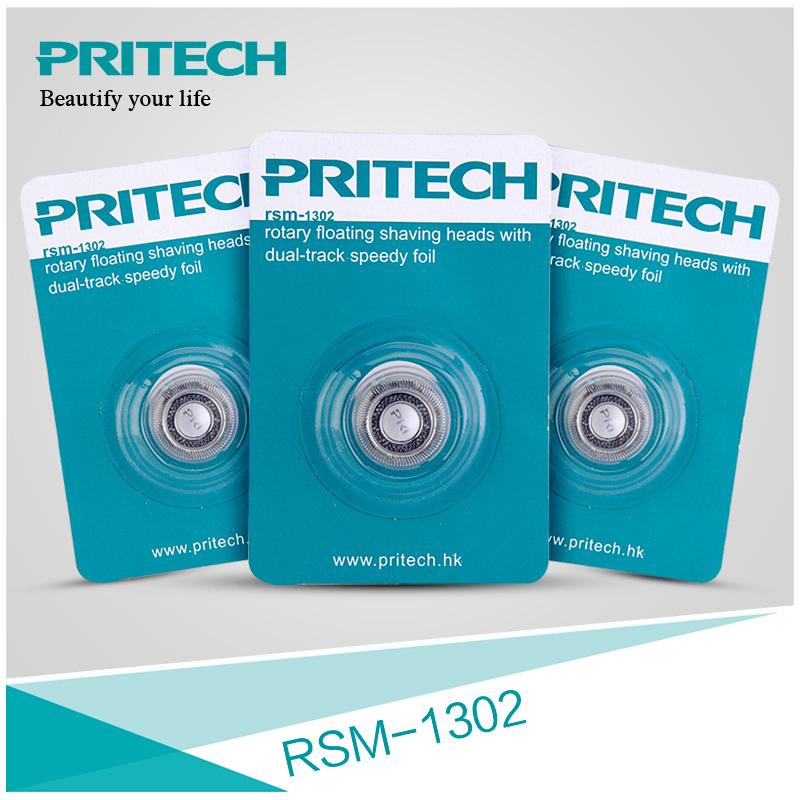 Lưỡi dao cho máy cạo râu Pritech RSM-1302 hộp đẹp mắt