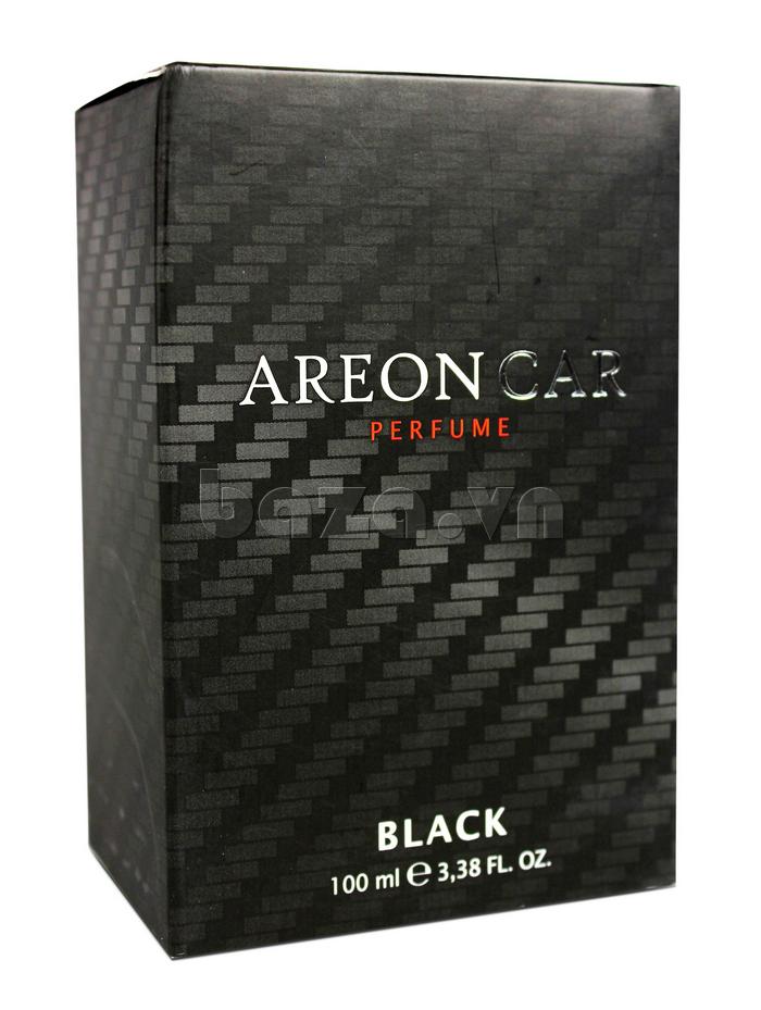 Nước hoa ô tô Areon Car Perfume 100ML Black