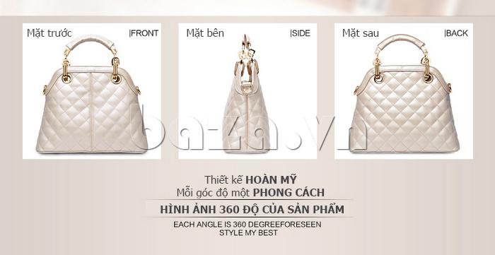 Túi xách nữ Binnitu B51279 thiết kế hoàn mỹ