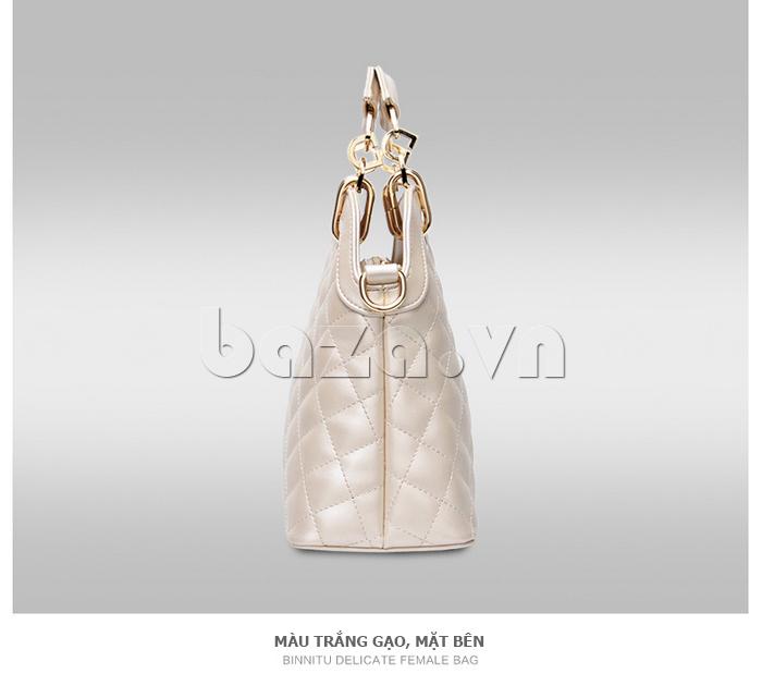 Túi xách nữ Binnitu B51279 dây đeo cá tính