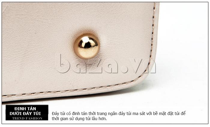 Túi xách nữ Binnitu B51279 tuổi thọ lâu bền