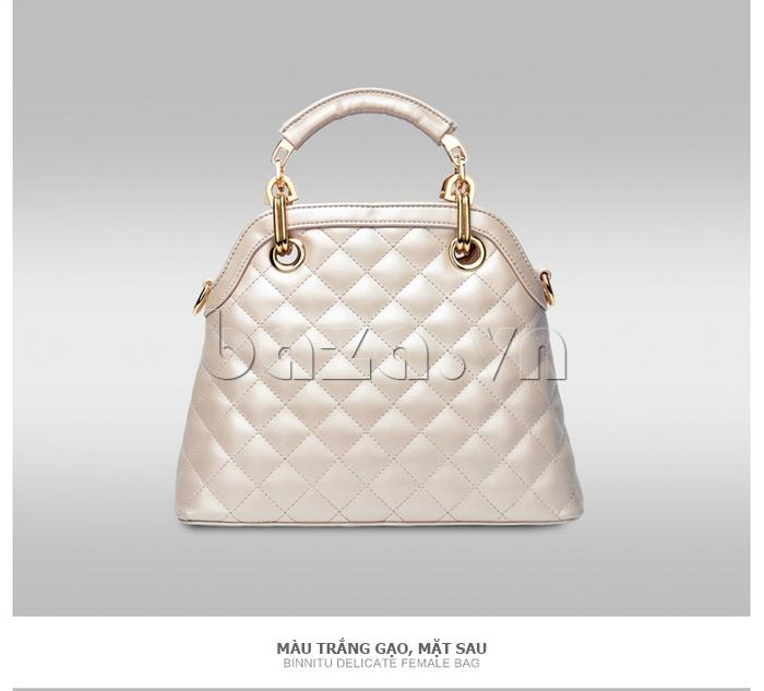 Túi xách nữ Binnitu B51279 tỏa sáng mọi vẻ đẹp