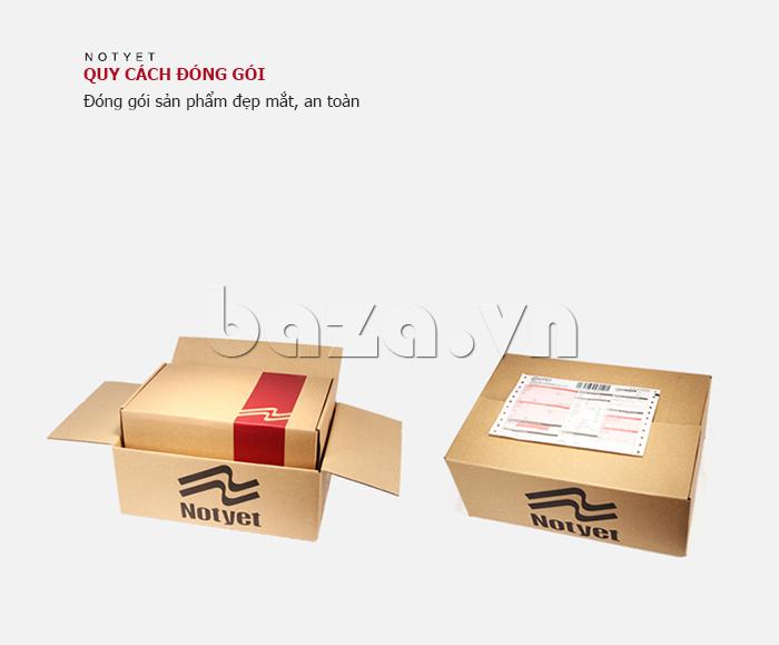 hộp đựng sang trọng của Giày nam Notyet NY-LD3303