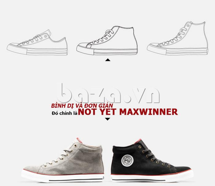 Bình dị và đơn giản - Đó chính là phong cách của giày nam Notyet