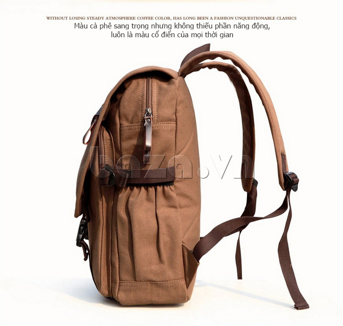 Túi đeo balo khóa chéo Buweisi S051 dành cho bạn trẻ