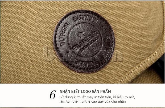 Túi đeo balo khóa chéo Buweisi S051 chính hãng