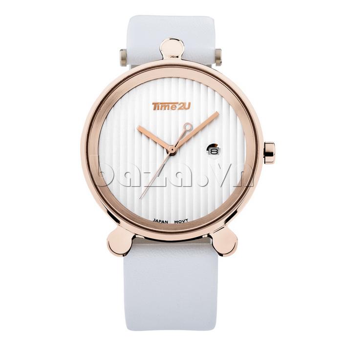 Đồng hồ thời trang Time2U 91-18918 vẻ đẹp tinh tế