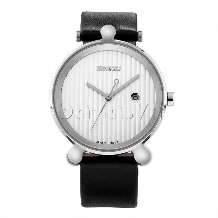 Đồng hồ thời trang Time2U 91-18918  thời trang sang trọng