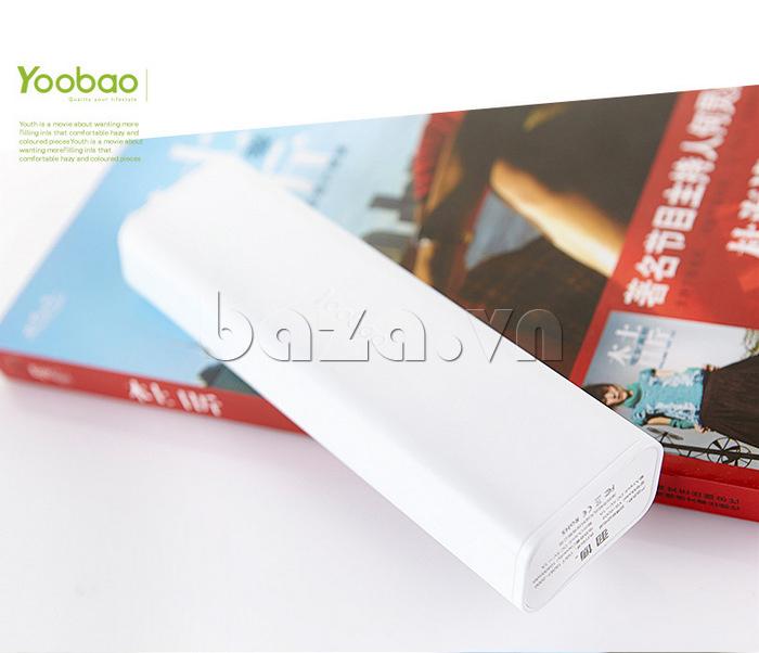 Thiết bị pin dự phòng di động 10400mAh Yoobao YB-6004 chất lượng cao