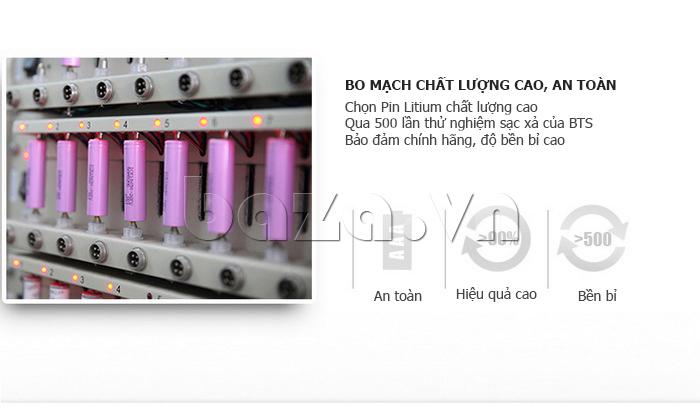 Thiết bị pin dự phòng di động 10400mAh Yoobao YB-6004 hiệu quả cao