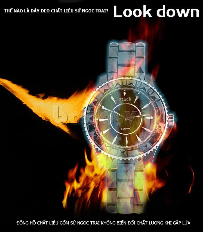 """Đồng hồ nữ """" Đồng hồ nữ thời trang Pinch 6001 """"  trường tồn với thời gian"""