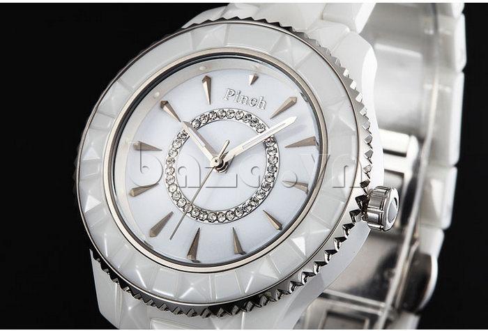 """Đồng hồ nữ """" Đồng hồ nữ thời trang Pinch 6001 """"  thời trang và lịch lãm"""