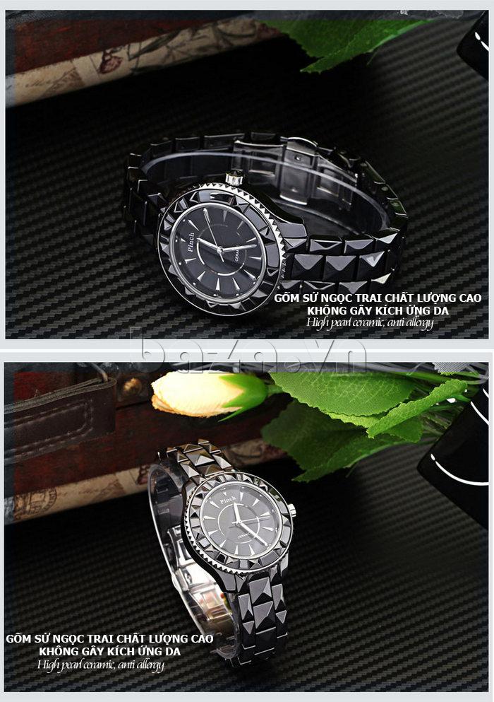 """Đồng hồ nữ """" Đồng hồ nữ thời trang Pinch 6001 """" lựa chọn lý tưởng của các quý cô"""