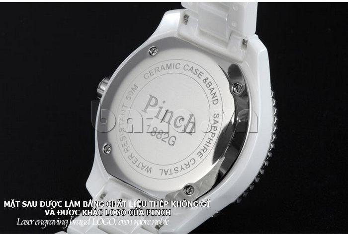 """Đồng hồ nữ """" Đồng hồ nữ thời trang Pinch 6001 """"  bạn đồng hành lý tưởng"""