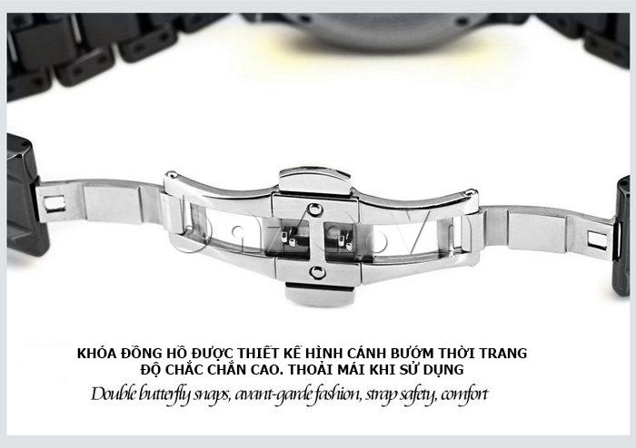 """Đồng hồ nữ """" Đồng hồ nữ thời trang Pinch 6001 """"  tô điểm đôi tay bạn"""