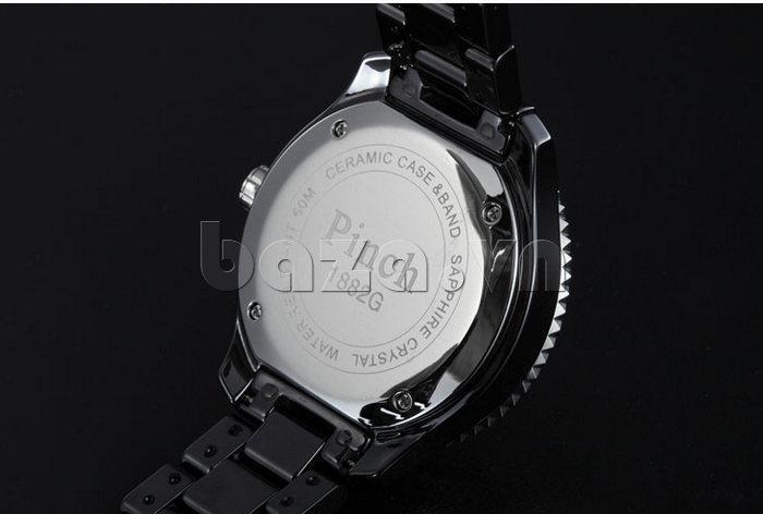 """Đồng hồ nữ """" Đồng hồ nữ thời trang Pinch 6001 """"  tỉ mỉ và tinh xảo"""