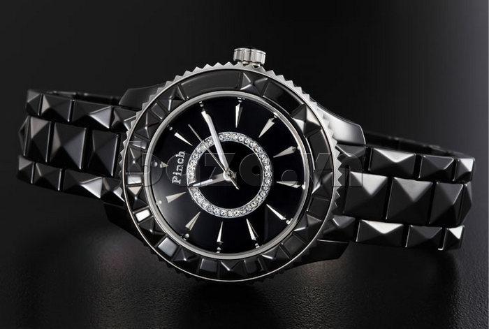 """Đồng hồ nữ """" Đồng hồ nữ thời trang Pinch 6001 """"  phụ kiện thời gian đẳng cấp"""