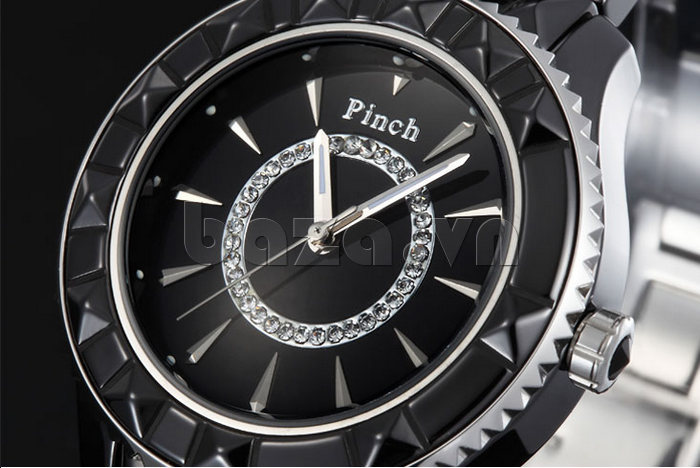"""Đồng hồ nữ """" Đồng hồ nữ thời trang Pinch 6001 """"  giá trị vàng của thời gian"""