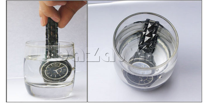 """Đồng hồ nữ """" Đồng hồ nữ thời trang Pinch 6001 """"   an toàn trong nước"""