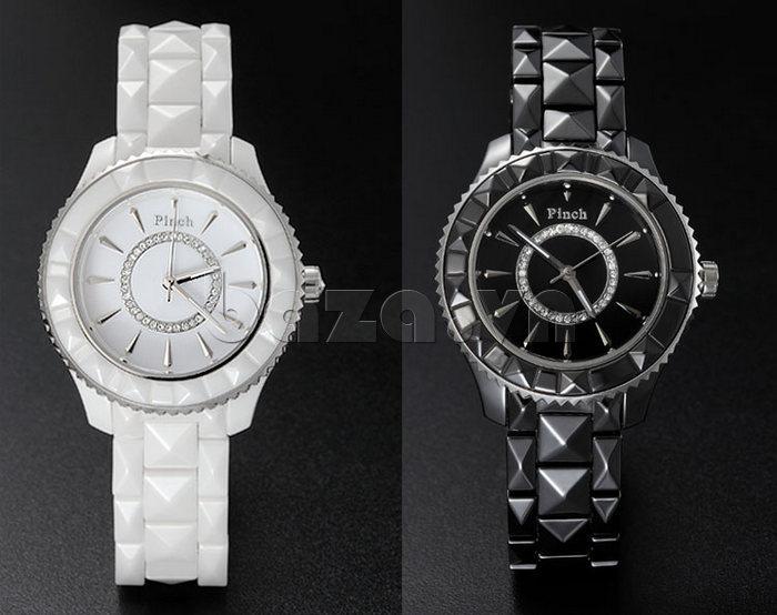 """Đồng hồ nữ """" Đồng hồ nữ thời trang Pinch 6001 """""""