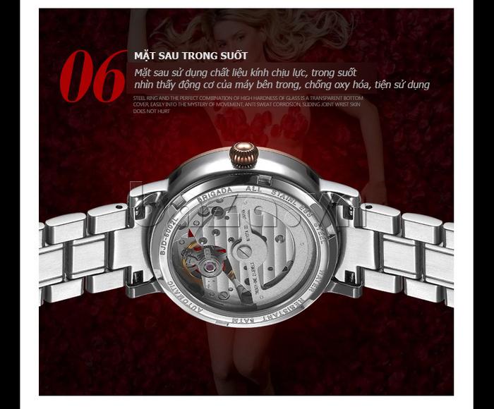 Đồng hồ nữ Brigada 6002 chất lượng