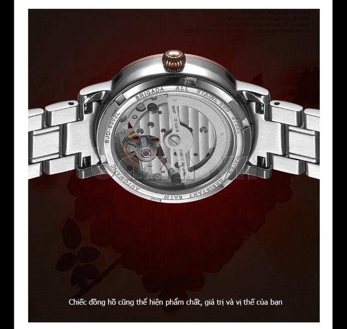 Đồng hồ nữ Brigada 6002 thiết kế ấn tượng