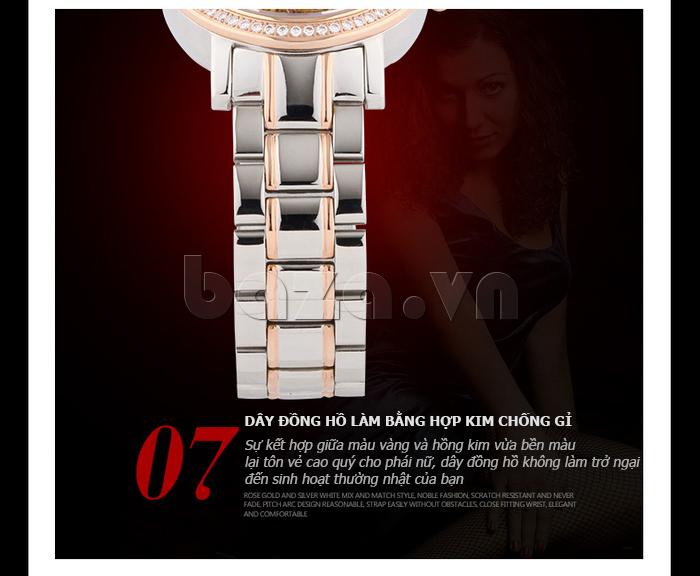 Đồng hồ nữ Brigada 6002 chính hãng