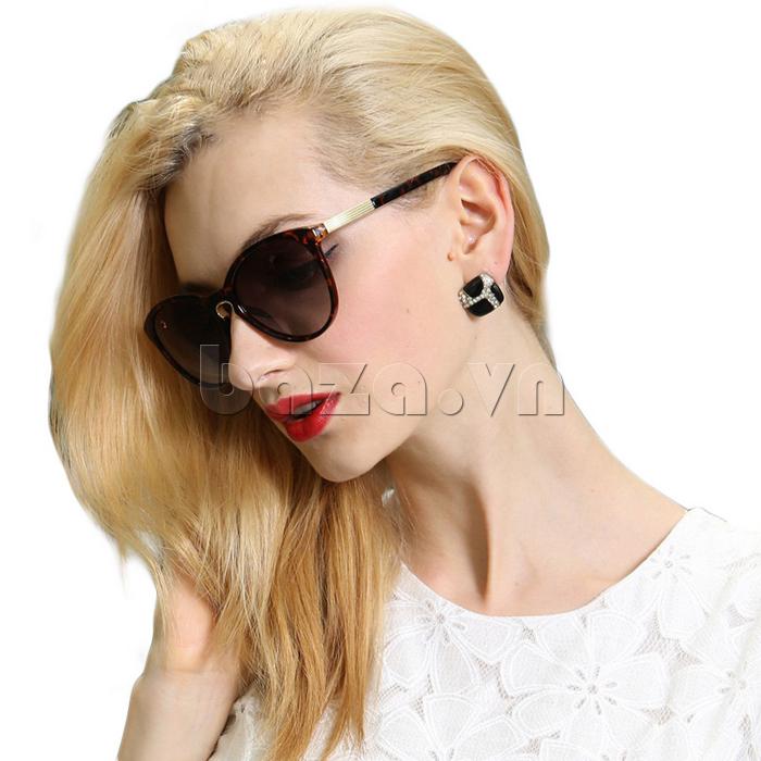 Kính mắt nữ Falwedi 2041 - kính râm thời trang