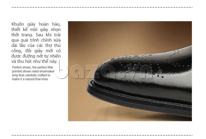 khuôn giày hoàn mỹ