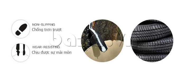 đế giày chống trơn