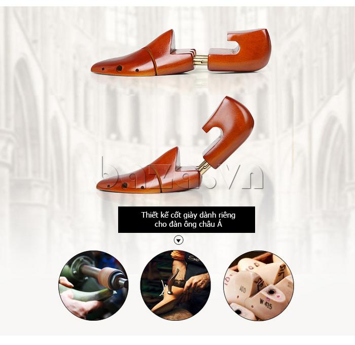 Khung giày da CDD