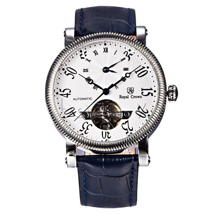 Đồng hồ cơ Royal Crown 8306 hấp dẫn với người đối diện