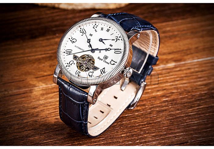 Đồng hồ cơ Royal Crown 8306 cao cấp cho người dùng