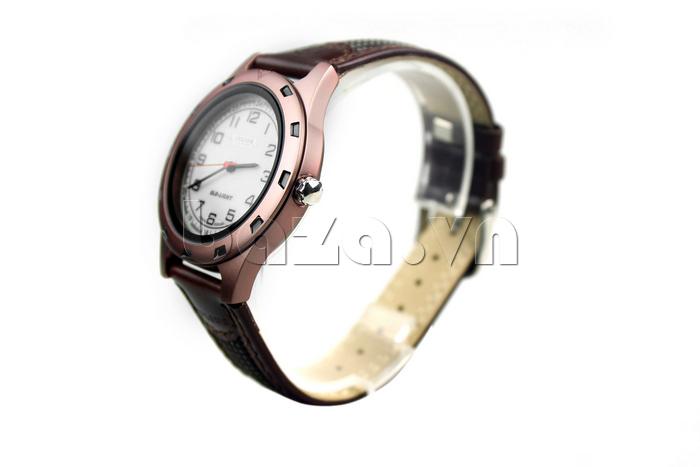 Đồng hồ nam màu nâu Julius JAH-070