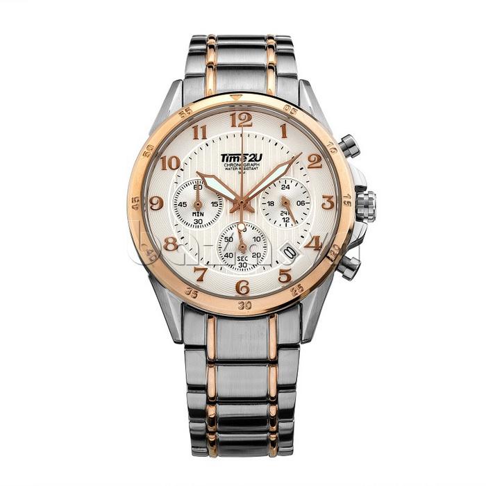 Đồng hồ nam thời trang Time2U cao cấp