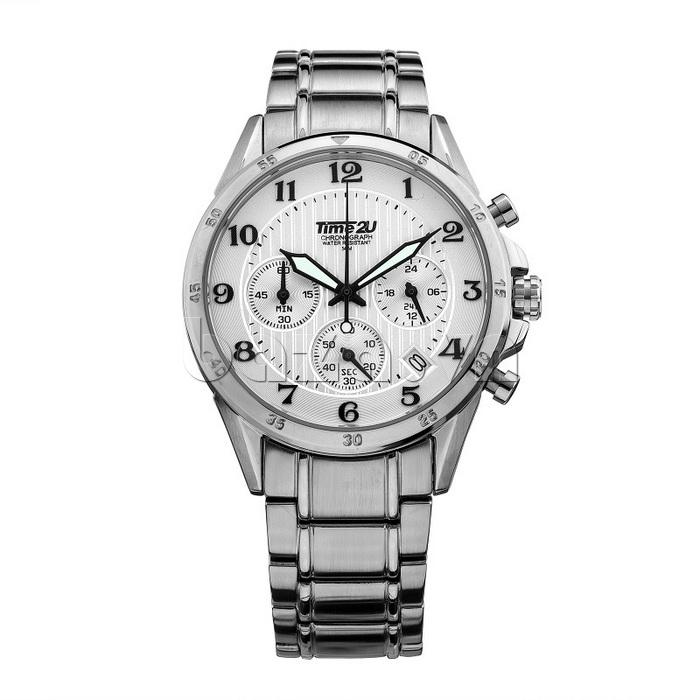 Đồng hồ nam thời trang Time2U ấn tượng với người dùng