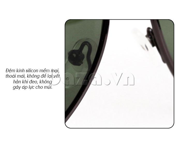 Kính Unisex Q&J 8808 - đêm mũi tinh tế