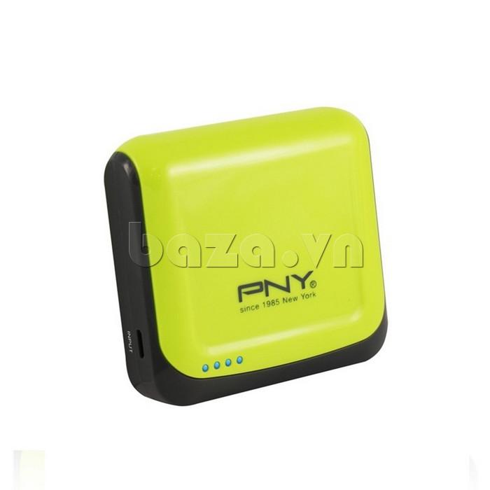 Pin dự phòng PNY 52S 5.200mAh được bán tại Baza với khuyến mãi hấp dẫn