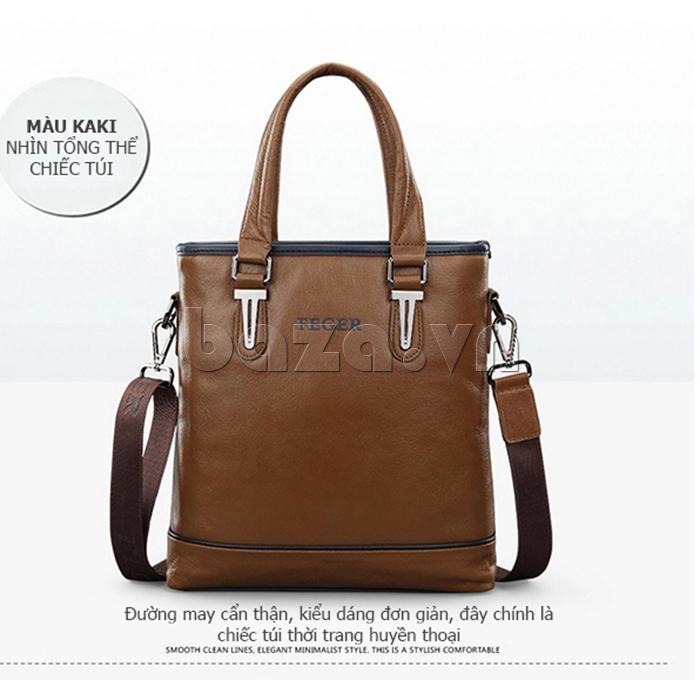 Túi xách nam thương gia Feger 951-2 - màu sắc hiện đại và nổi bật