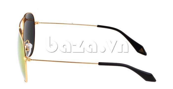 Kính nam phân cực BLSBlues 14088 mặt kính có màu giúp chắn nắng tốt
