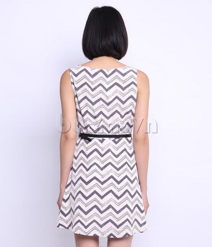 Váy liền nữ thời trang Canifa 6DS15S025