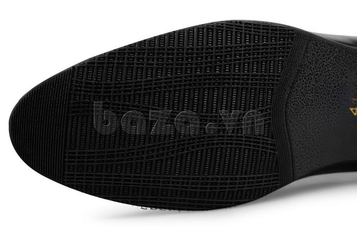 Giày nam tăng chiều cao Max Dovin AG001 mặt đục lỗ chất liệu cao cấp